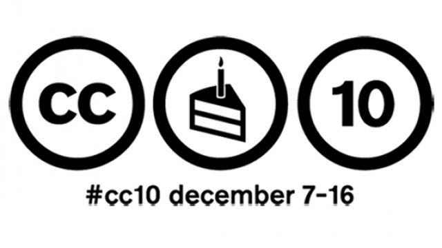 10 ans de Creative Commons