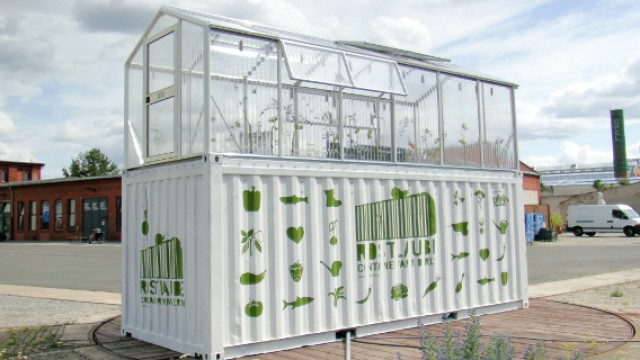 Micro-Farm Workshop: You Can Tell A Man By His Greenhouse