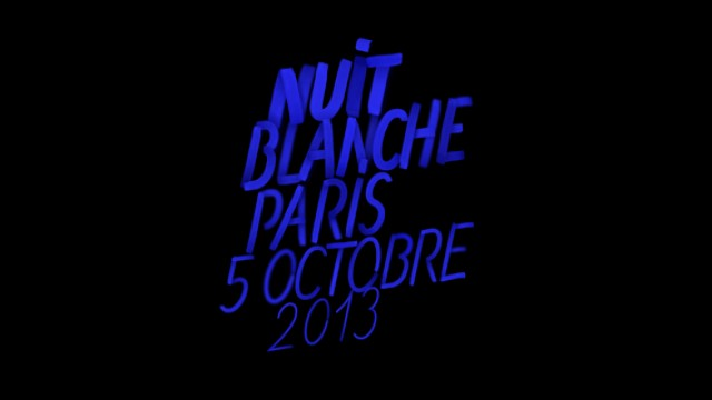 Nuit Blanche (All-nighter)