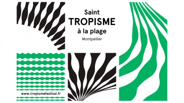 "The 18h18 at the ""Festival Tropisme"" in Montpellier"