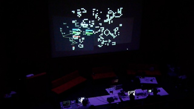 Live Coding by the /tmp/lab Philharmonic Ensemble
