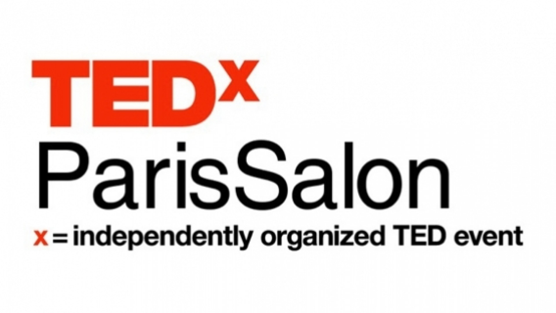 TEDxParisSalon Septembre