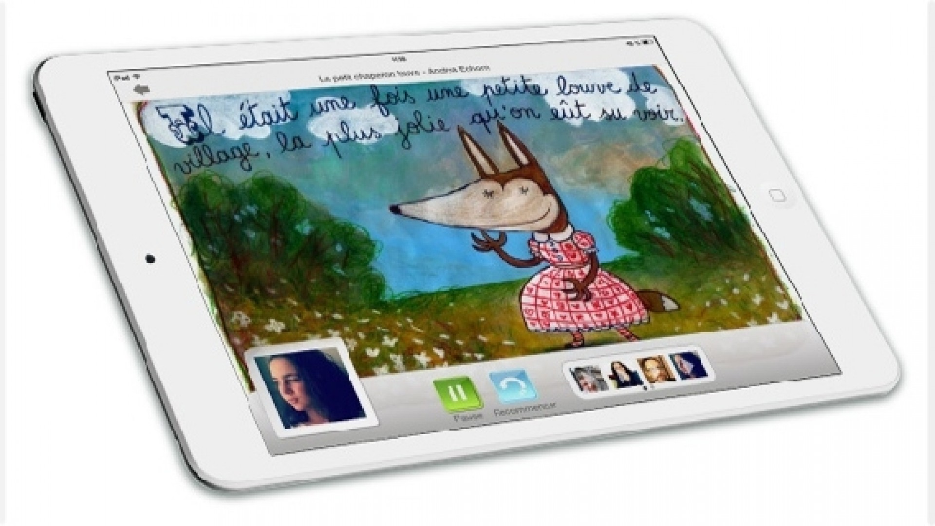 Appli'quons-nous! Storyplay*r