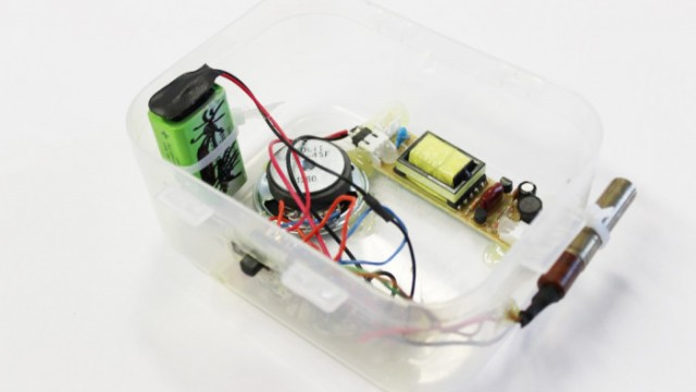 Atelier DIY Geiger Counter