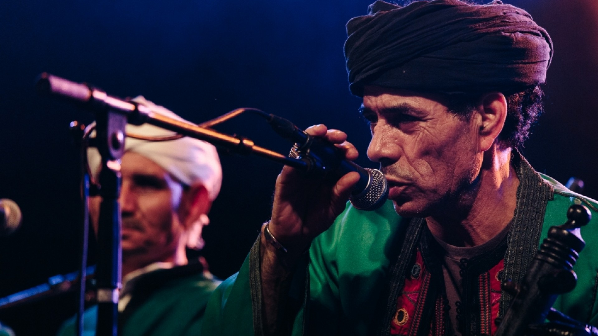 Bachir Attar and the Master Musicians of Jajouka