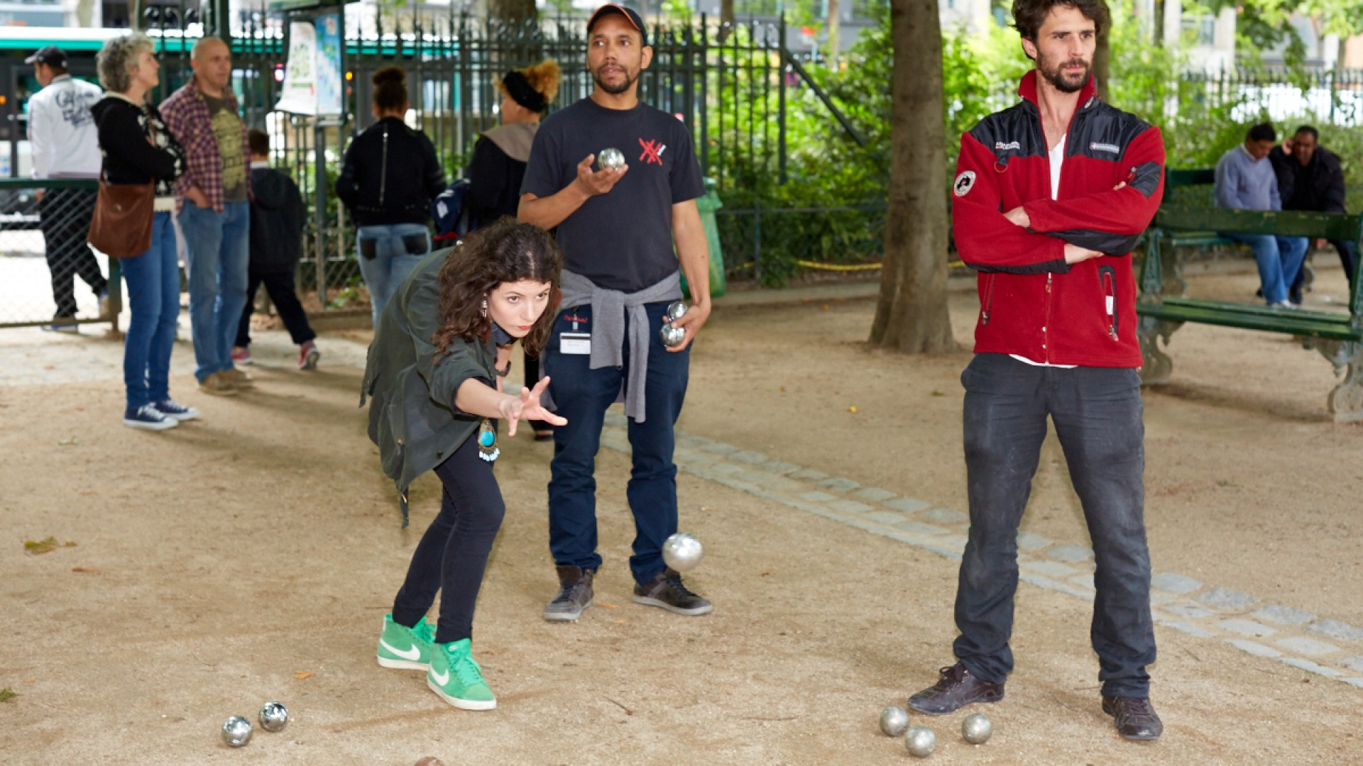 Tournoi de Pétanque Time Out Paris x le lab
