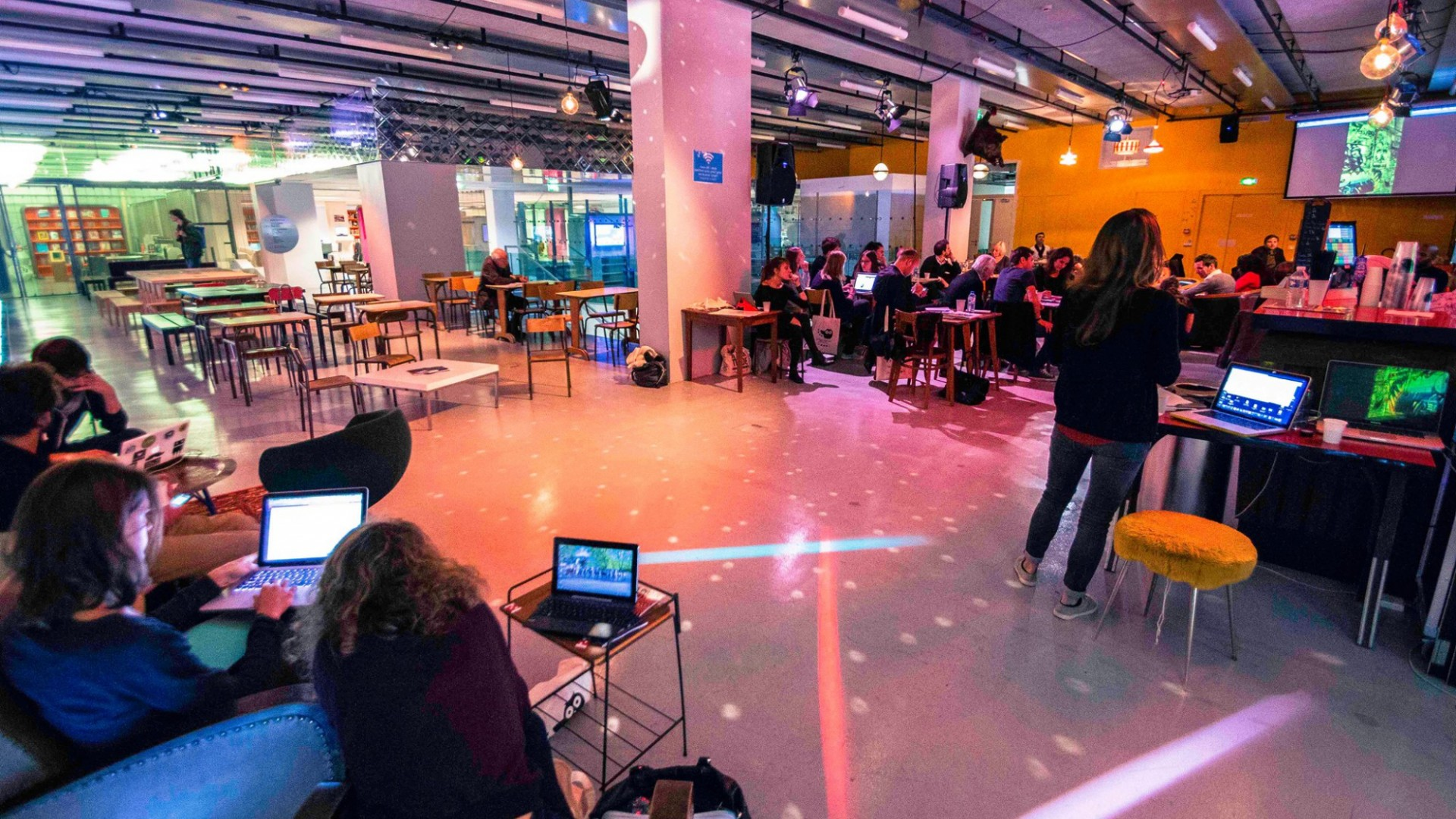 Territoires: nous sommes innovations