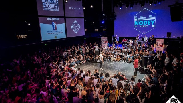 Paris Hip Hop 2016