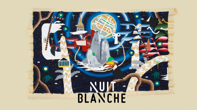 Nuit blanche2018
