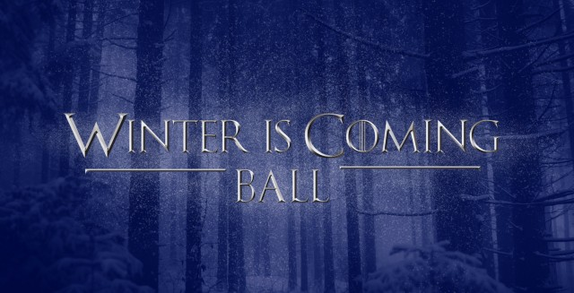 ANNULÉ - Winter is Coming Ball