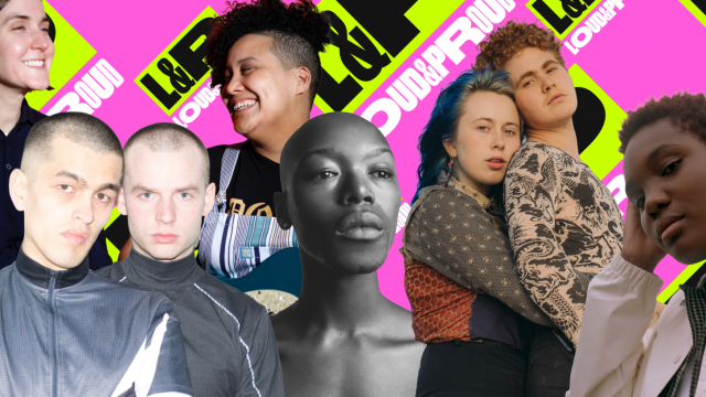 Nakhane + Girlpool + First Hate + Sacred Paws + Arlo Parks
