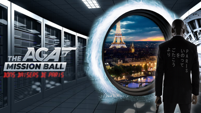 [EN ATTENTE DE REPORT] The Aga Mission Ball