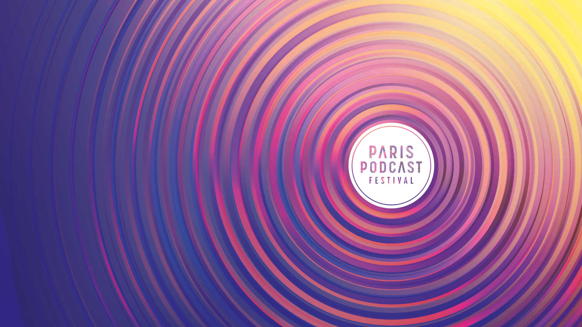 Paris Podcast Festival 2020